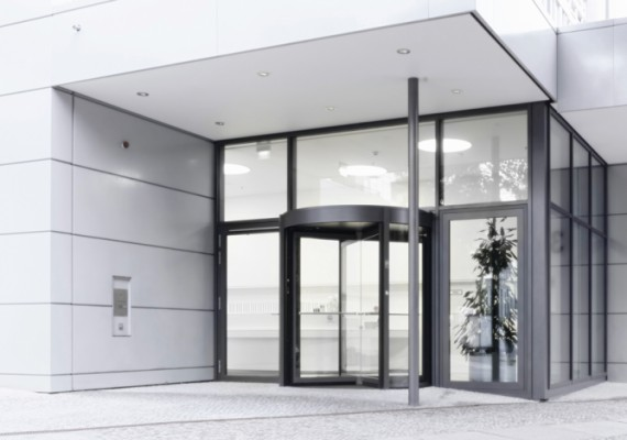 The importance of Energy Efficient entrance solutions