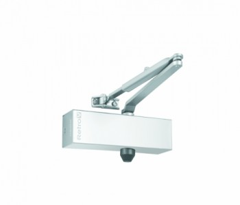 Are You Specifying The Correct Door Closers For Metal Fire Doors?