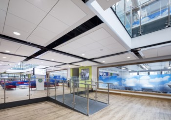 Armstrong Ceiling Solutions' Top 5 tips for specifying education ceilings
