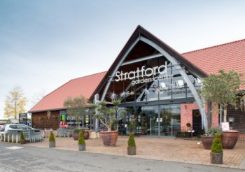 Axis Doors Improve Access at Stratford Garden Centre