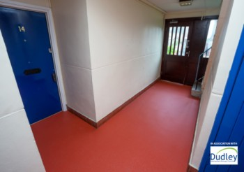 Dudley Council see the Attraction® in interlocking floor tiles from Gerflor