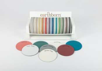 Earthborn introduces 7 new colours