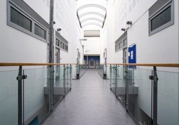 FORBO'S MODUL'UP PROVIDES A FAST FIT SOLUTION FOR EDINBURGH COLLEGE