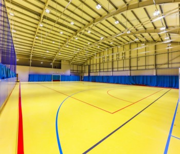 Gerflor continues to 'perform' for Polo Farm Sports Club
