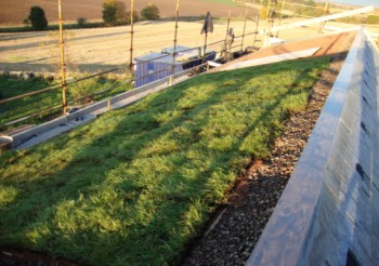 GROUND TO ROOF LANDSCAPING