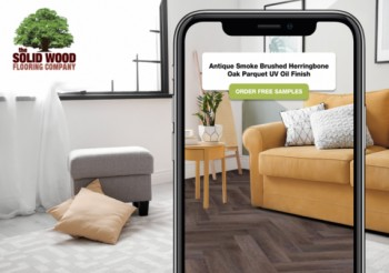 Introducing The Solid Wood Flooring Company's New Room Visualiser!