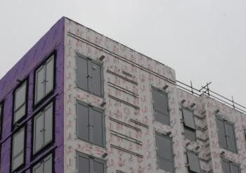 More than Fabric First, Safety First: Multi-unit residential project by United Living benefits from DuPont™ Tyvek® FireCurb® Housewrap