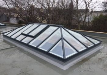 Rooflight Systems from Howells Patent Glazing