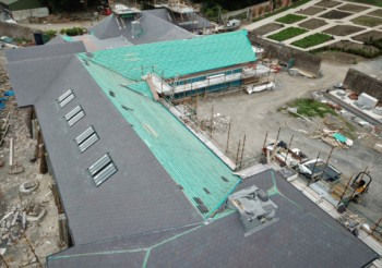 Roofshield®, the premier choice for Historic Royal Palace