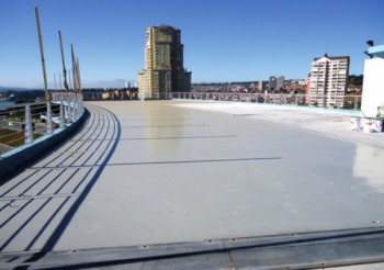 Soprema UK adds to Roofing Range with Alsan 601 Wet-on-wet Membrane