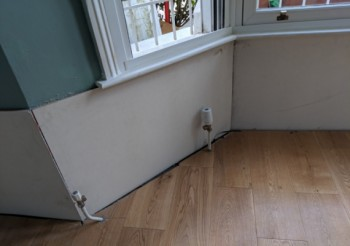 Spacetherm® WL helps Victorian house improve heat efficiency