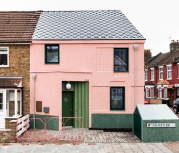 Sto Insulation System Provides the Perfect Finish for Striking New Dwelling