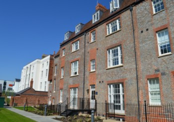 Stylish conversion of three Listed buildings are up for an award