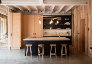 Creating A Concealed Kitchen with Häfele Products