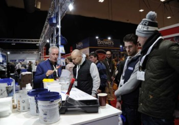 The P&D Show- see the latest in paint and decorative finishes