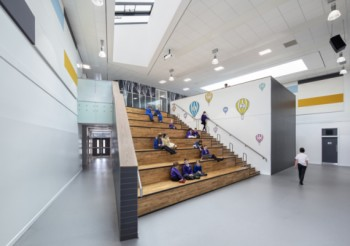 Top of the class: How ceilings are aiding learning for today's youth