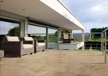 Transform outdoor spaces quickly and efficiently with Levato MONO Porcelain paver system