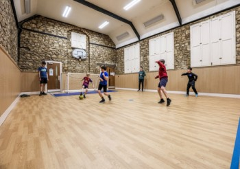 Triumph for Gerflor with Taraflex® installed at Nailsworth Youth Club