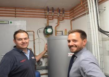 Wilo Helps Major Domestic Renovation Project