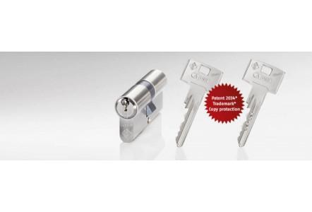 ABUS Vitess cylinder system