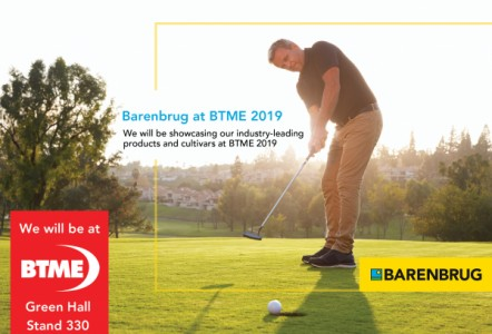 Barenbrug at BTME 2019 - Demonstrating industry-leading products and cultivars