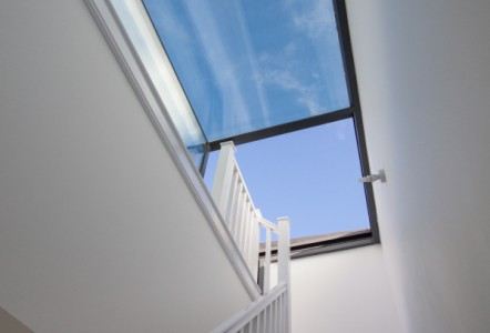 Boxed rooflight specified for Lancaster clock tower conversion