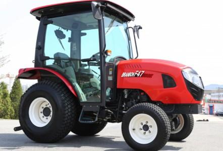 Branson Tractors UK