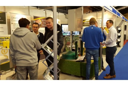 ClearWater is a winner at BTME