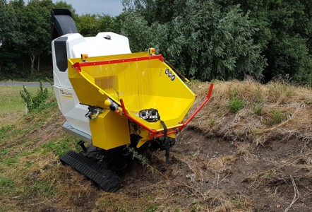 Cutting Innovations From PSD Groundscare - Showcasing At SALTEX