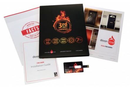 Door-Stop releases new Fire Door Information Pack