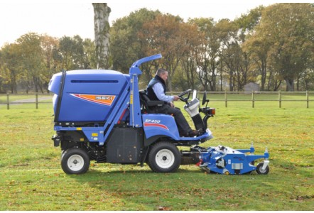 Double Launch for ISEKI at BTME 2020 with new Mower and Tractor