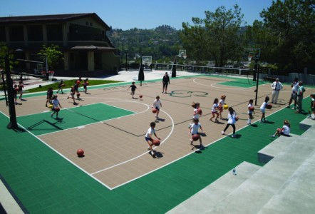 Feel 'the power' with Connor Sport Court