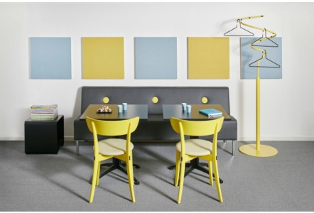 GET CREATIVE WITH NEW WALL-BASED ACOUSTIC ABSORBERS