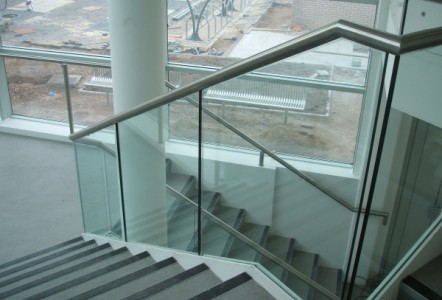 Glassrail and Sentinel balustrade systems