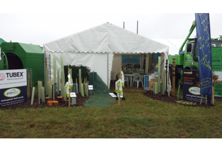 Green-tech launch new biodegradable tree range at APF 2018