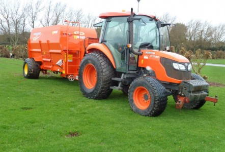 Harry West (Prees) Ltd importer and distributers for Seko Bio-Choppers Green Series