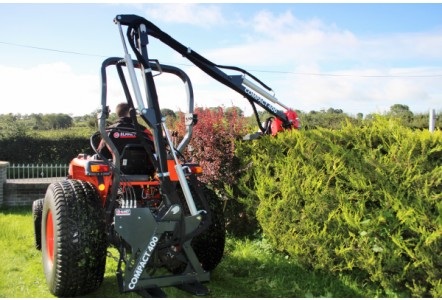 ​Hedgecutting Innovations at Blaney