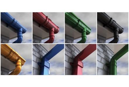 Improved lead times for Alumasc's Heritage Cast Aluminium rainwater