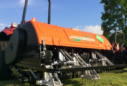 Jacobsen launches GA600 aerator