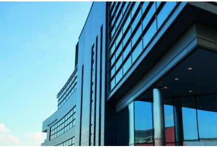 Kalzip FC rainscreen system helps to regenerate the Stephenson Quarter, Newcastle-upon-Tyne