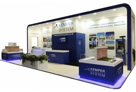 Kemper System – Ecobuild 2017