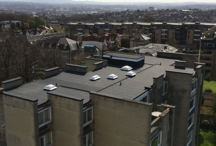 Langley roof refurbishment gives residents peace of mind