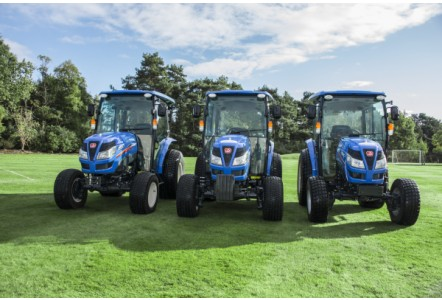 Latest Tractors from Iseki