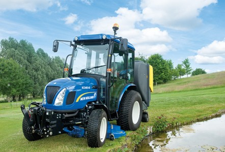 MORE THAN JUST A COMPACT TRACTOR