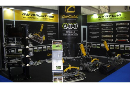 New factory and new designs are at the forefront of CubCadet and ATT at BTME
