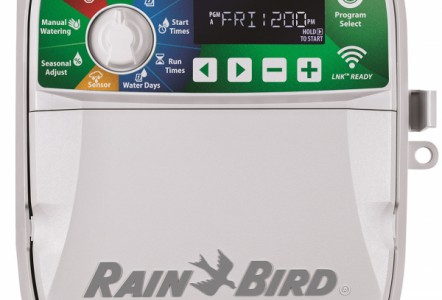 New irrigation controller offers smart options
