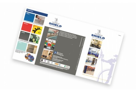New Year New Brochure from Yeoman Shield Wall & Door Protection