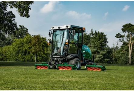 Ransomes to Showcase Full Range of Turf Solutions at SALTEX 2018