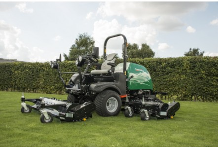 Ransomes to Showcase New TR320 and HM600 at NEC