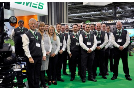 ​SALTEX A SUCCESS FOR RANSOMES